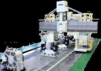 Станки для обработки коленчатых валов (Судостроение) GPM-20F