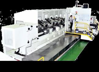 Станки для обработки коленчатых валов (Судостроение) HTM-12