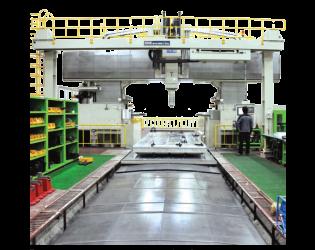 Продольные станки с 3 шпиндельными бабками HTM-30S
